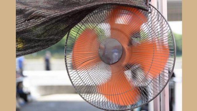 工業扇風機